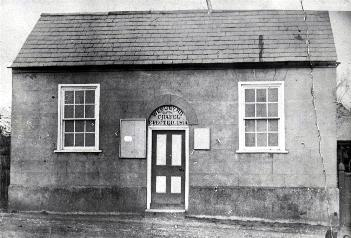The Wesleyan chapel about 1900 [Z50/98/22]